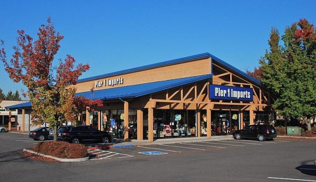 Pier 1 Imports announced Monday that it will be closing up to 450 stores. Photo courtesy of Steve Morgan/Wikimedia Commons
