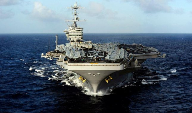 The aircraft carrier USS John C. Stennis will undergo a four-year, $2.99 billion Refueling Complex Overhaul, the Department of Defense and contractor Huntington Ingalls Industries announced. Photo courtesy of U.S. Navy