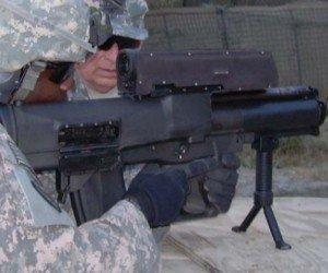 U.S. Army, ATK continue XM25 development
