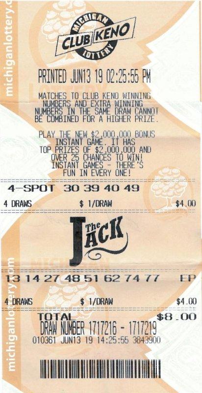 Michigan Lottery player wins $145,173 one week after winning $10,000
