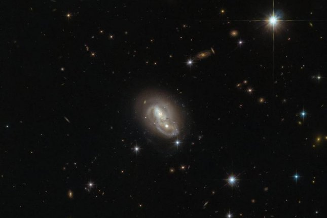 hubble galaxies pair - photo #6