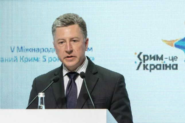 Former U.S. Ambassador to Ukraine Kurt Volker will be deposed by multiple House committees next week. File Photo courtesy of the State Department