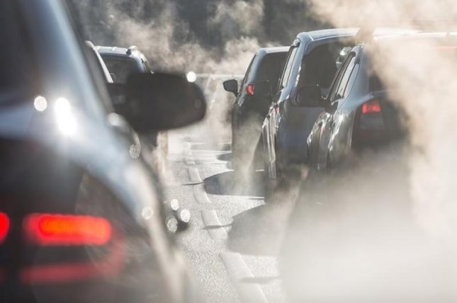 The prevalence of bipolar disorder was about 29 percent higher in the most-polluted group of counties, compared to the group with the cleanest air. Photo courtesy of HealthDay News