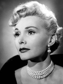 Hungarian-born actress Zsa Zsa Gabor is pictured in this 1955 photo posted on Wikipedia.