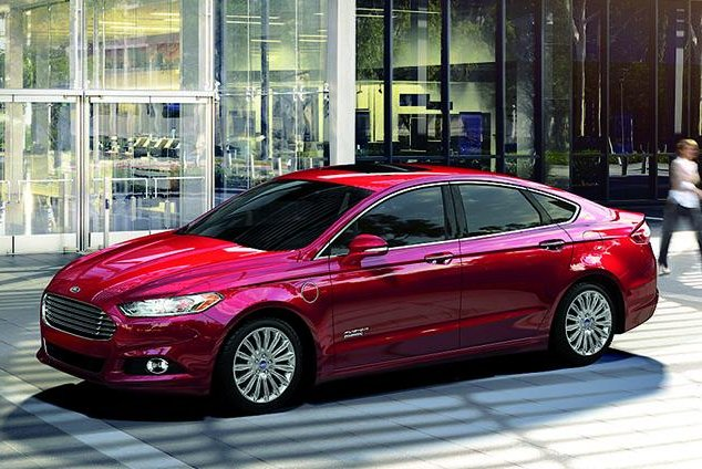 Over 450,000 2010 and 2011 Ford Fusions and Mercury Milans were recalled for a possible fuel tank problem. Photo courtesy of Ford Motor Company