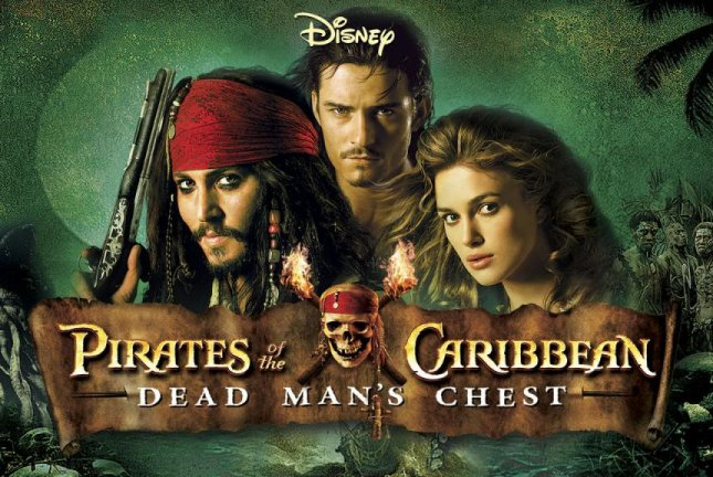 Pirates of the Caribbean: Dead Men's Chest is coming to Netflix in April. Photo courtesy of Netflix