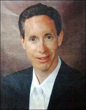A picture of Warren Jeffs courtesy of the FBI.