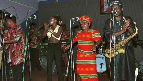 Ugandan musicians attract international acclaim - UPI com