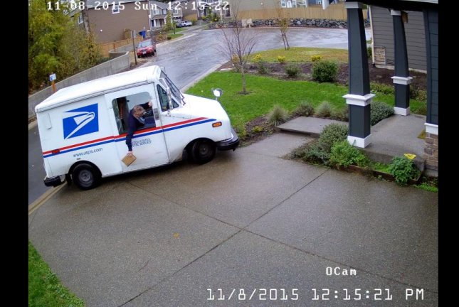 Postal Service apologizes for epic package toss