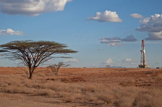 Tullow Oil said it plans more drilling in northern Kenya after a recent discovery of oil. Photo courtesy of Tullow Oil.