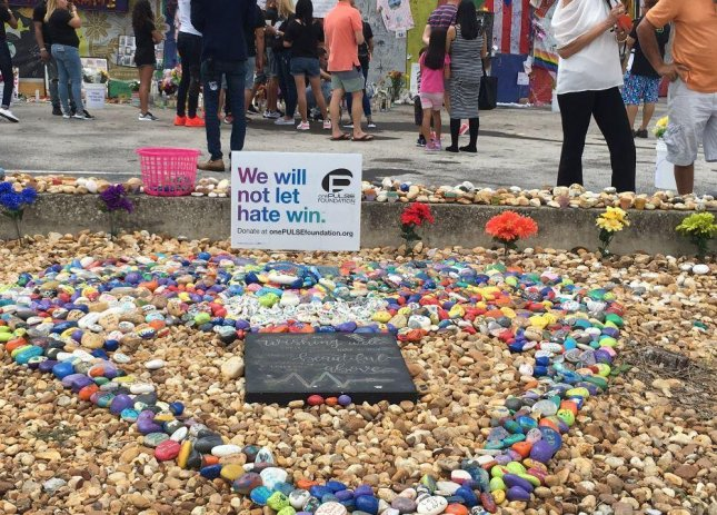 Orlando, Fla., began a series of memorial events Monday to commemorate the shootings, on June 12, 2016, at the Pulse nightclub. The assault by a lone gunman killed 49 people. Some people gathered at the nightclub Sunday. Photo courtesy of Orlando Police Department/Twitter