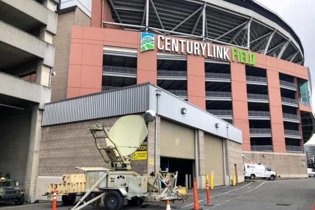 Washington Gov. Jay Inslee announced Wednesday that the state is returning the 627th Field Hospital at Seattle's Century Link Field, shown here on April 1, to the Federal Emergency Management Agency. Photo by Sgt. Jacob Banuelos/U.S. Army