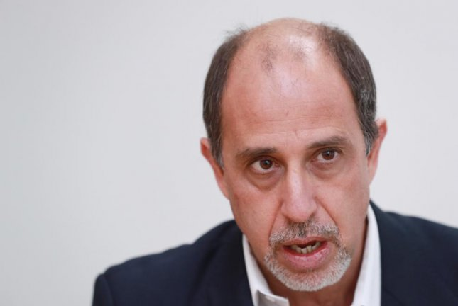 Tomas Ojea Quintana, the United Nations Special Rapporteur on North Korea's human rights, is in Seoul this week. File Photo by Yonhap/EPA