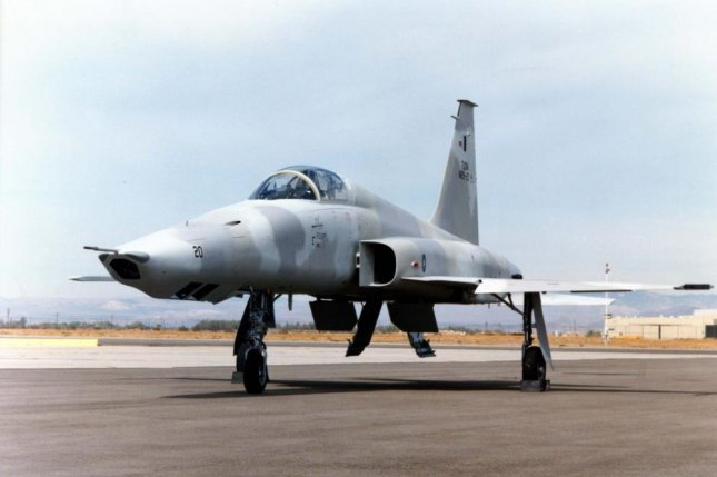 Indonesia's Air Force is deciding between the U.S. F-16 or the Russian Sukhoi Su-35 to replace its fleet of F-5E Tiger II jets. Pictured: A Royal Malaysian Air Force F-5E Tiger II. Photo by U.S. Air Force