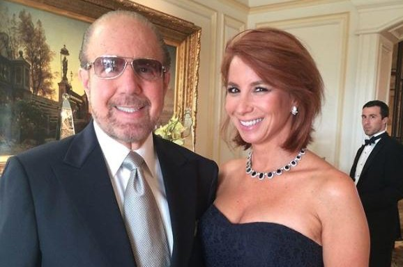 Jill Zarin (R), pictured with Bobby Zarin, broke her silence on Bobby's death in an Instagram post Sunday. Photo by Jill Zarin/Instagram