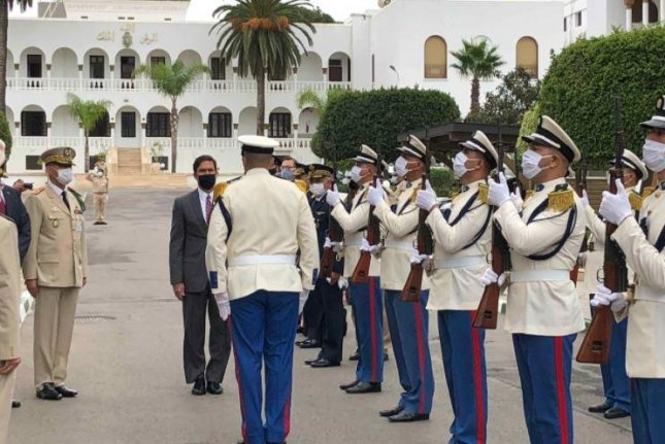 U.S., Morocco renew military ties to 2030