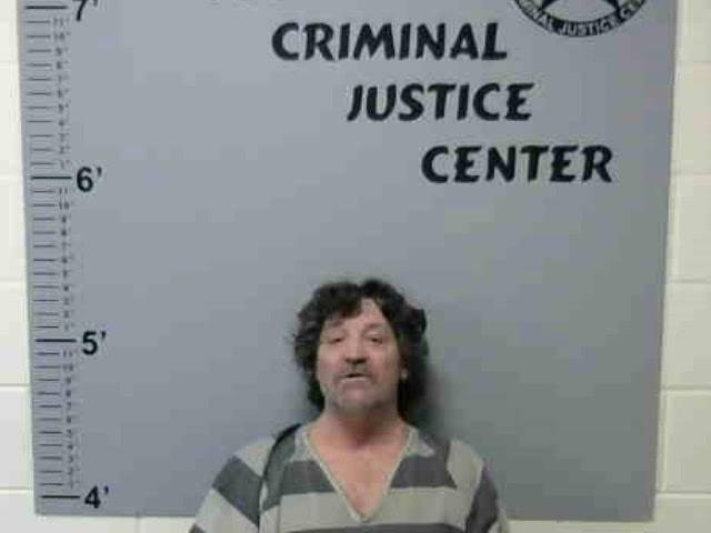 A Civil War reenactment in Oklahoma took a turn towards reality as a drunken man was arrested for firing a sawed-off shotgun at a tent full of actors during a Civil War reenactment. He is being held without bail for charges including assault and resisting arrest. Photo by McIntosh County Sheriff's Department/Facebook