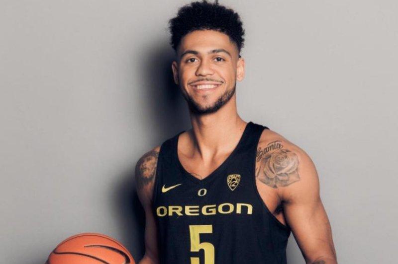 Oregon's Tyler Dorsey. (OregonMBB/Instagram)
