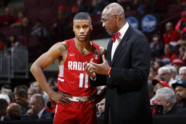 Radford enjoying the ride on NCAA Tournament