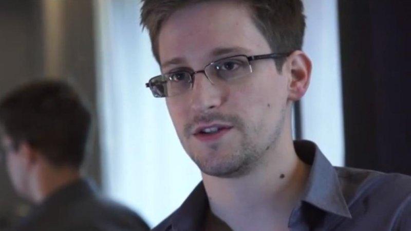 Edward Snowden. (Freedom of the Press Foundation/YouTube)
