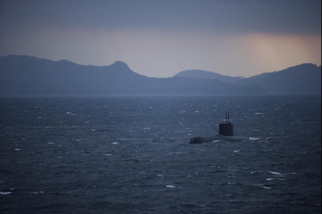 France and Germany are vying for a deal to replace Norway's Ula-class attack submarines, like the KNM Utvær, pictured. Photo by Torgeir Haugaard/Norwegian Armed Forces