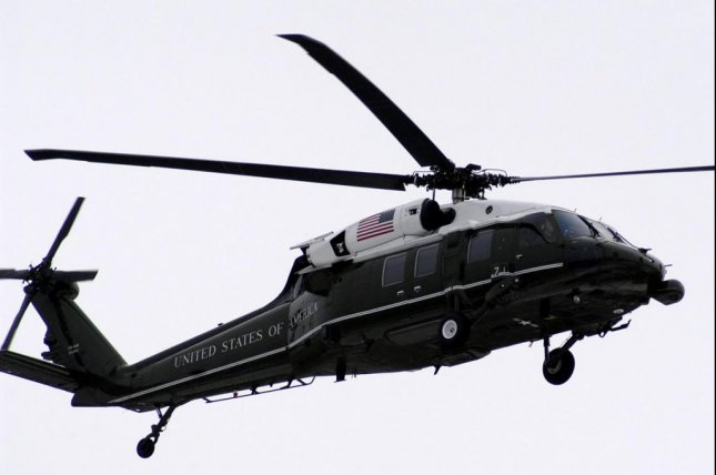 The VH-60N presidential and VIP helicopter operated by the Marine Corps is due to be replaced with updated versions of the rotorcraft. Photo courtesy of the U.S. Navy