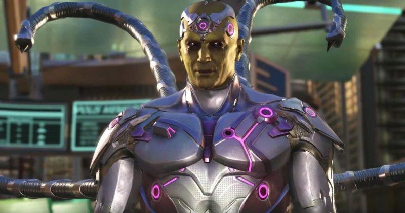 Injustice 2 Brainiac Gameplay Video