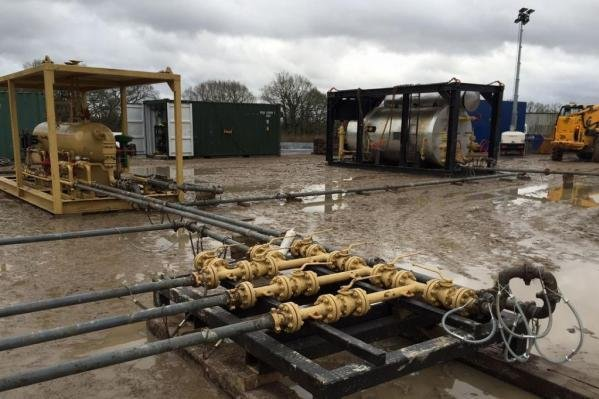 British shale oil may be ready to boom