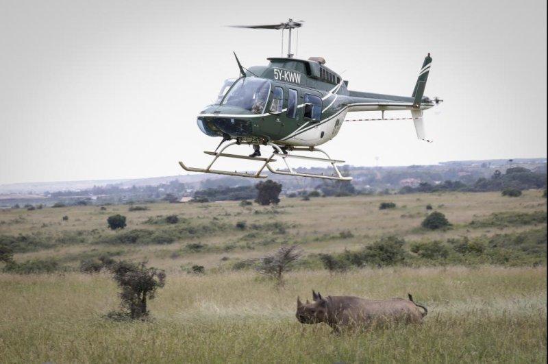 4 Americans dead in Kenya helicopter crash