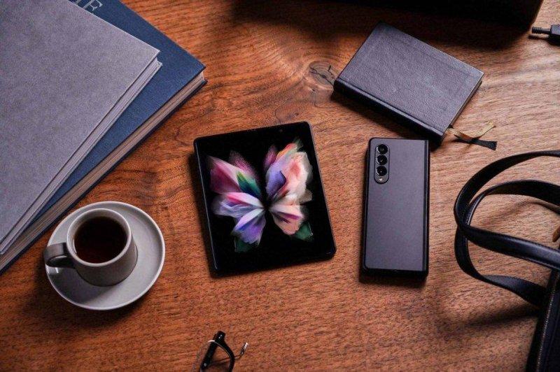 Demand high for Samsung's new folding smartphones