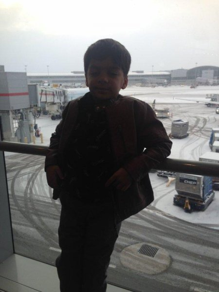 6-year-old Canadian boy halted by no-fly list again