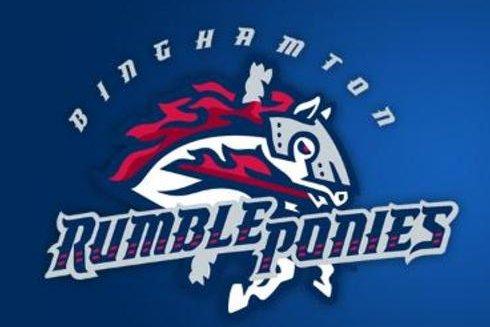 Binghamton Rumble Ponies. (MiLB/Twitter)