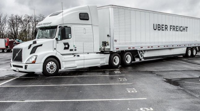 Uber self-driving trucks taking shipments in Arizona