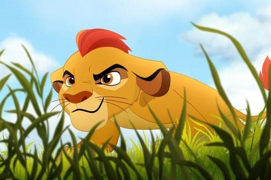 Still from Disney Junior's upcoming Lion King spinoff The Lion Guard. (Disney Junior)