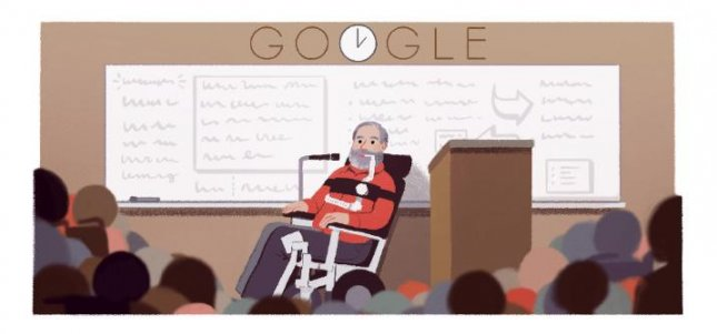 Google is paying homage to disability rights leader Ed Roberts with a new Doodle. Photo courtesy of Google
