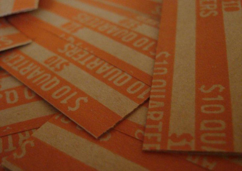 Quarter wrappers. (CC/Siddharth Patil)