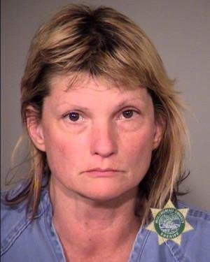 Sandra Anderson, 48, is the first of the final four Oregon refuge holdouts to be released from jail. A federal magistrate judge ordered Anderson not to in any way directly contact her husband, fellow holdout Sean Anderson, who is still in custody. Photo courtesy of the Multnomah County Sheriff's Office