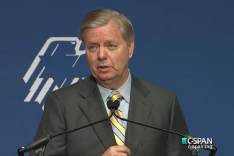Lindsey Graham says Trump destroying GOP's chances