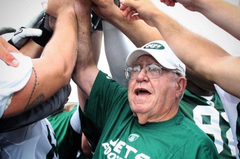 Buddy Ryan. (Instagram/New York Jets)