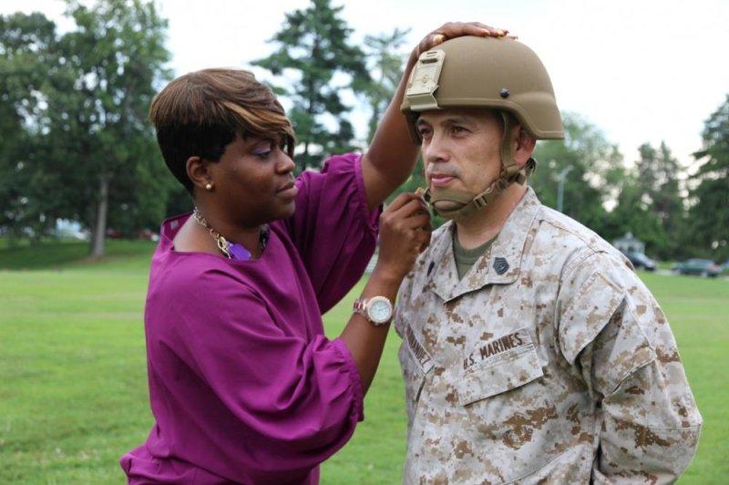 Marine Corps contracts for enhanced combat helmets - UPI com