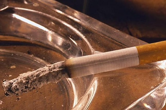 Abnormal connections between arteries and veins in the lung called pulmonary arteriovenous malformations (PAVMs) are more likely to recur among smokers, a new study found.Photo courtesy of HealthDay News