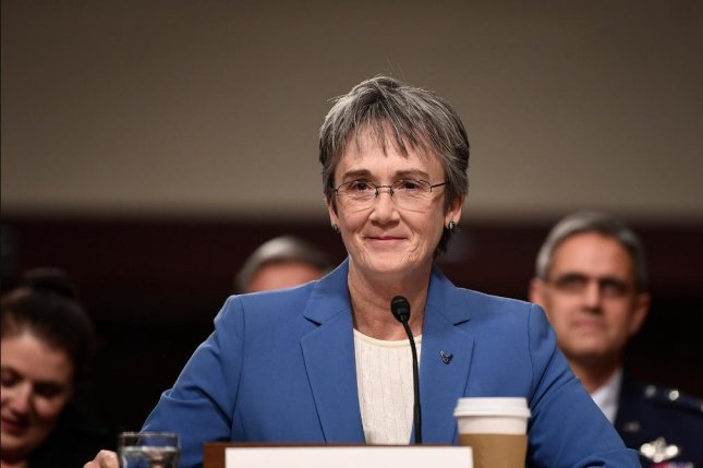 Secretary of the Air Force Heather Wilson speaks to the Senate Armed Services Committee on Dec. 7, 2017, in Washington, D.C. Photo by Staff Sgt. Rusty Frank/U.S. Air Force