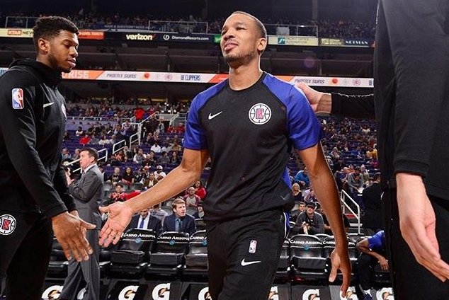 Shooting guard Avery Bradley, formerly of the Los Angeles Clippers, was sent to the Memphis Grizzlies as part of a three-team trade Thursday. Photo courtesy of the Memphis Grizzlies/Twitter