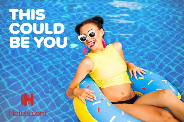 Hotels.com is hiring a Poolhop to travel to six famous hotel pools in the United States and review them for the website. Photo courtesy of Hotels.com