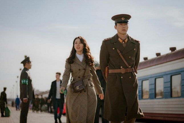 Crash Landing on You is the story of a South Korean heiress who accidentally paraglides into North Korea, where she meets a North Korean army officer. Photo courtesy of Netflix