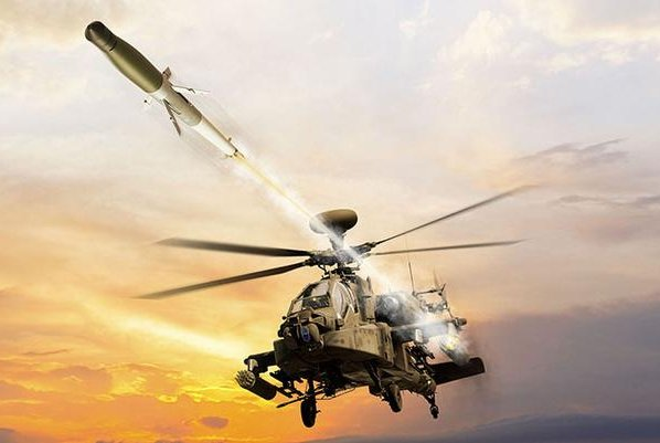 The advanced precision kill weapon system is used on 13 launch platforms, including nine helicopter models. Photo courtesy of BAE Systems