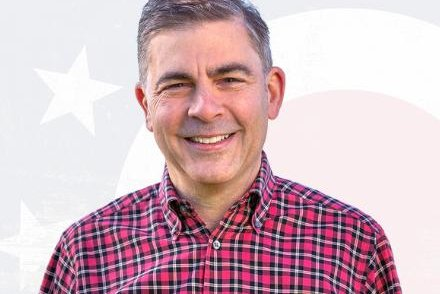 Republican Mike Carey, a coal industry lobbyist supported by Trump, defeated Ohio State Rep. Jeff LaRe for the GOP nomination.Photo courtesy Mike Carey/Facebook