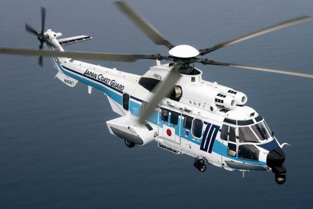Another H225 aircraft from Airbus Helicopters is joining the Japanese Coast Guard's search-and-rescue aircraft fleet. Photo courtesy Airbus Helicopters