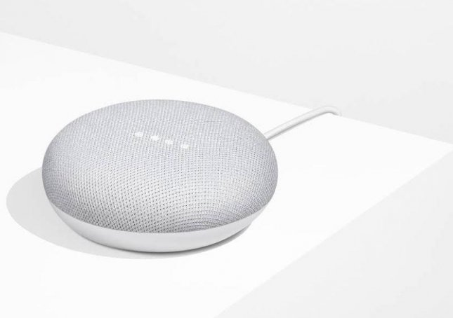 The Google Home Mini was found to contain a glitch that recorded users and sent the information to Google. Photo by Google