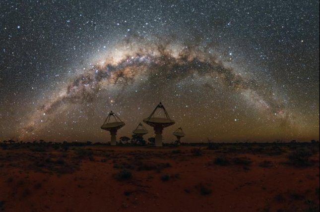Number of mysterious fast radio bursts doubled